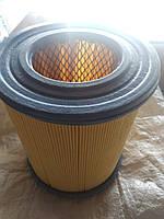 Фильтр воздушный (элемент) Газель, Волга дв.405, 406, 409 (сквозной низкий) (А-007) инжектор с  2007р. , фото 1