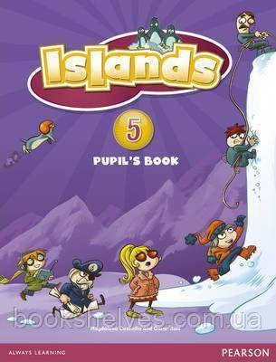 Islands 5 Student's Book+pincode