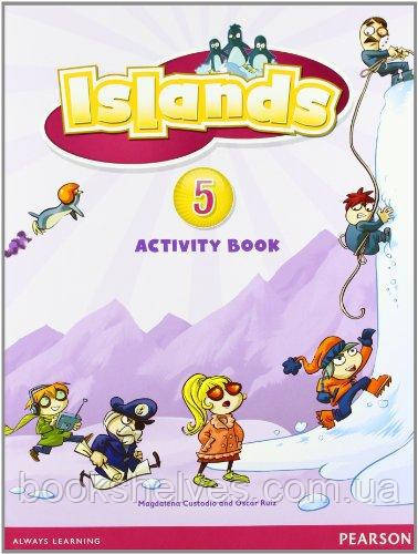Islands 5 WorkBook+pincode