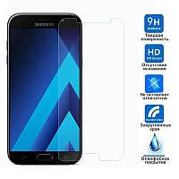 Защитное стекло Samsung Galaxy A5 2017 A520 (Прозрачное 2.5 D 9H) (Самсунг А5 17 А520)