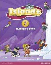 Islands 5 Teacher's Book+test