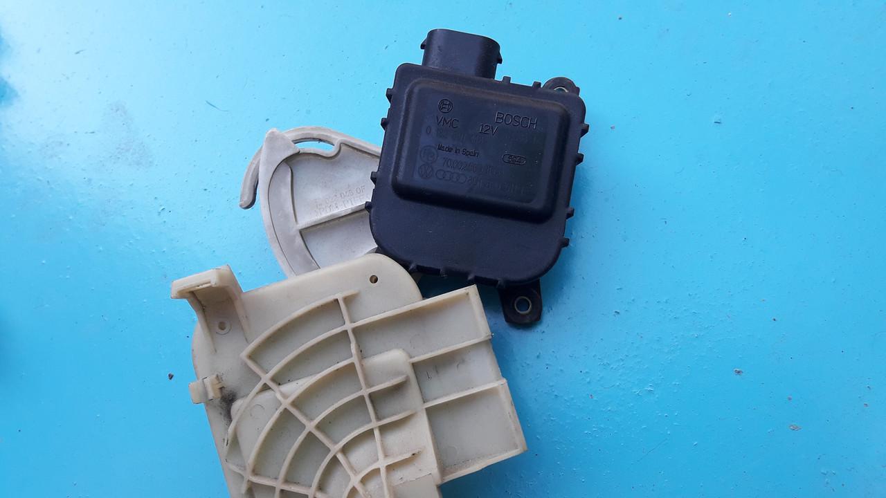 Моторчик сервопривод привод заслонки отопителя печки audi a4 b5 passat b5 superb 8d1820511e