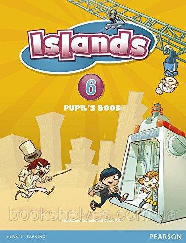 Islands 6 Student's Book+pincode