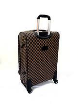 Чемодан маленький в стиле Louis Vuitton (не оригинал) из высококачественной искусственной кожи, фото 2