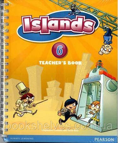 Islands 6 Teacher's Book+test