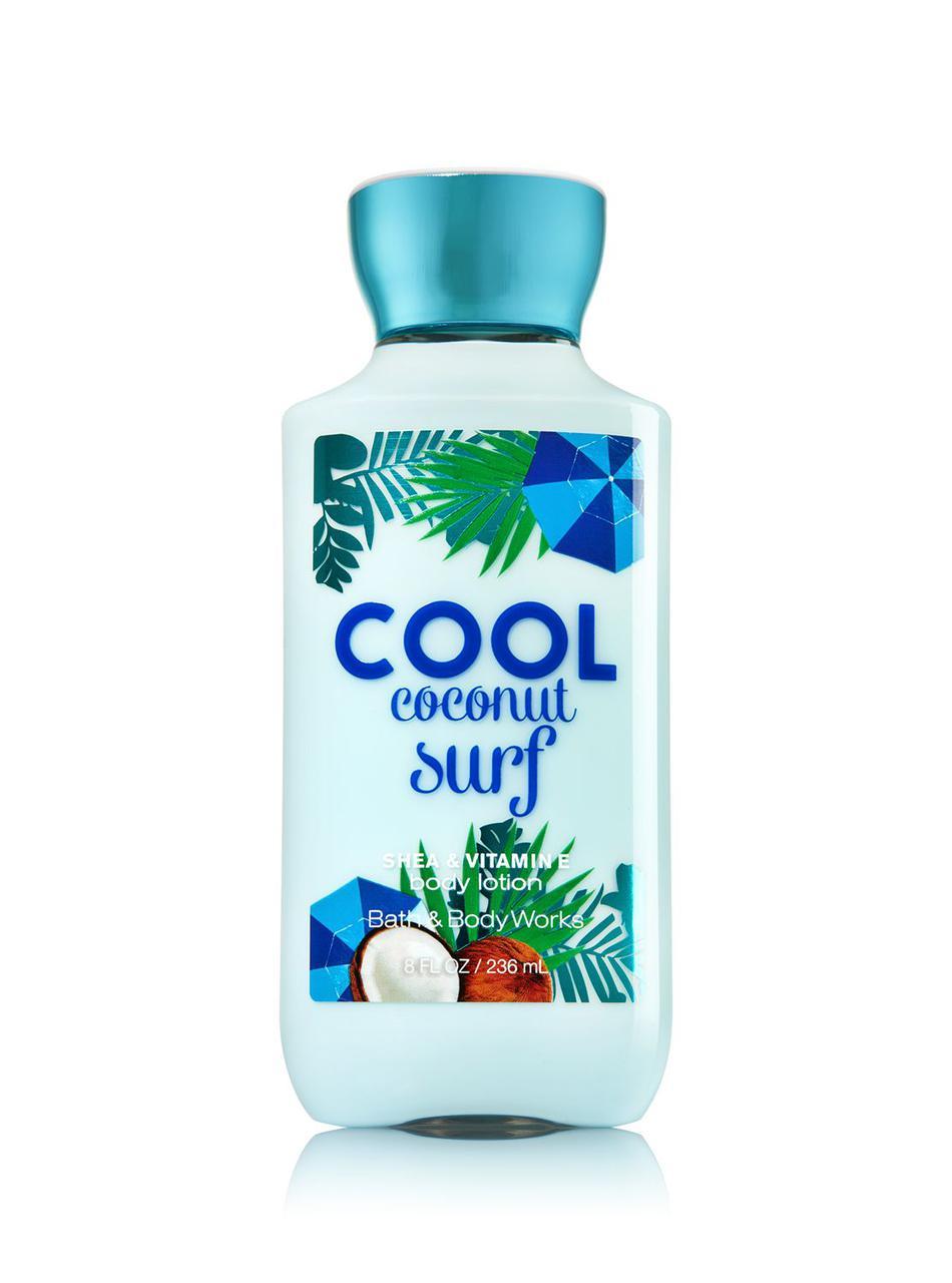 Лосьон для тела Bath&Body Works Cool Coconut Surf