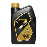 Моторное масло S-Oil 5w40 Seven Gold  1л
