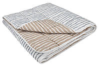 Натуральная одеяло из 100% хлопка 1000 г. 135х200 см
