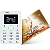 Телефон кредитка AIEK M5! Можно носить даже в кошельке!