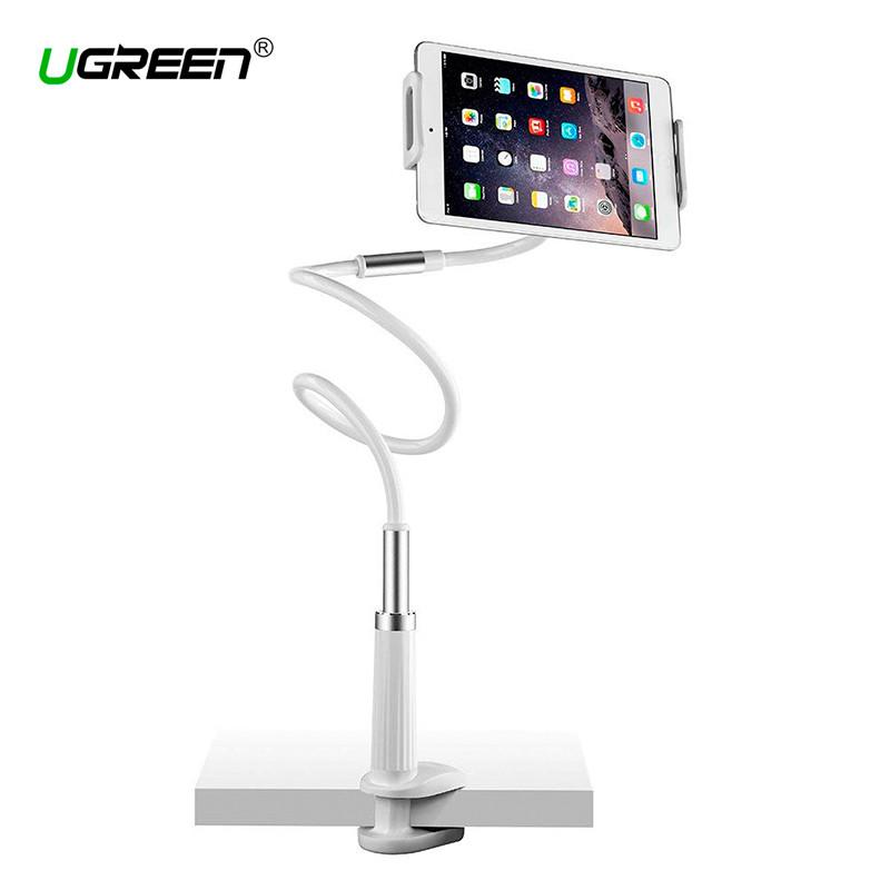 Гибкий механический держатель/подставка для планшета/смартфона Ugreen LP113