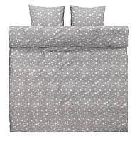 Комплект постельного белья хлопок высокого качества (Пододеяльник: 200х220 см + наволочка, 2 шт )