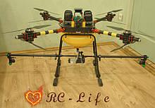 Агрокоптер / AGROCOPTER 15L Kit RTF для сельского хозяйства