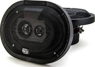 "Автомобильная акустика 6""х 9"" (15 х 23см) 3-х полосная коаксиальная BM Boschmann ALX-993 GIGA 1000W"