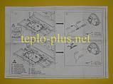 Датчик разряжения воздуха (прессостат) Huba Control 70/60 PA , фото 4