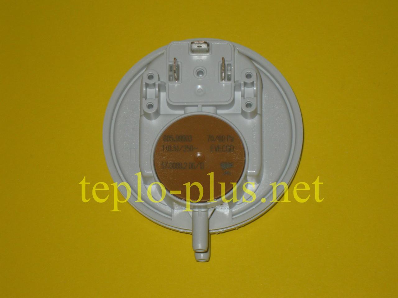 Датчик разряжения воздуха (прессостат) Huba Control 70/60 PA
