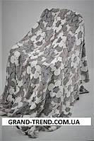 Махровий полуторна покривало - Квіти