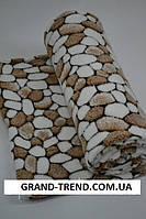Махровий полуторна покривало - Камені