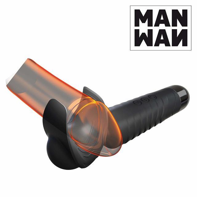 Новинка - вибромассажёр-мастурбатор Man.Wand