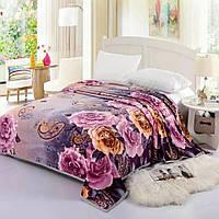 Полуторное покрывало East Comfort - Цветы