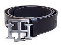 Кожаный ремень TH для джинс или брюк, фото 1