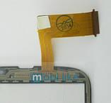 Сенсорний екран HTC Desire V (T328w) чорний, фото 4