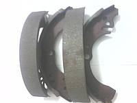 Колодки тормозные задние с АВС Geely CK (Джили CK) с АВС, 3501190005, KӦNNER (Корея).