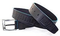 Мужской кожаный ремень Philipp Plein, фото 1