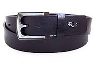 Кожаный мужской ремень Rino, фото 1