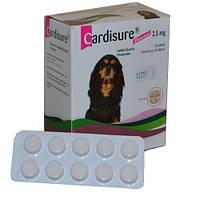 Cardisure (Кардишур) 2,5 мг 100 таб - аналог Ветмедина