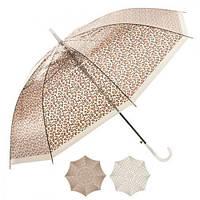 Зонт трость полуавтомат N002