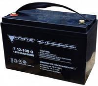Forte F12-100G, гелиевый аккумулятор