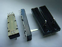 Фейдер 704-DJM250-A032-HA для Pioneer djm 250 и кроссфейдер для контроллера Pioneer ddj-sr 405-UDJ202-2441 A, фото 1