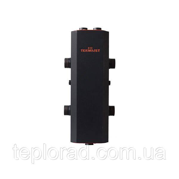 Гидравлическая стрелка Termojet в кожухе с комплектом креплений ГС - 27.120-02 (СК-27 - 02)