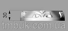 Ножка для дивана, шкафа, тумбы, деревянной корпусной и мягкой мебели. Опора резная из дерева. 30 мм., фото 3
