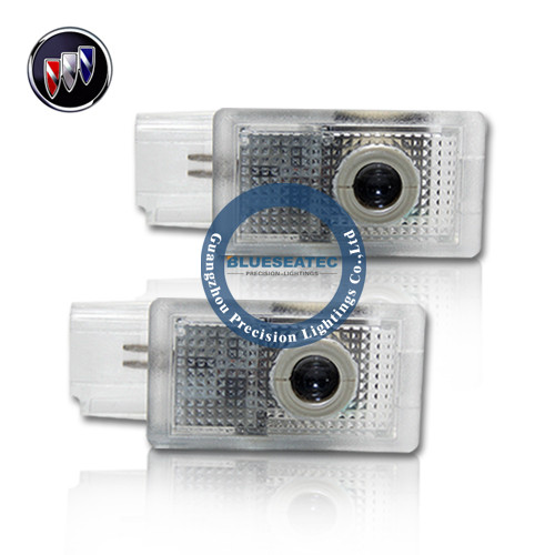 Welcome light with LOGO BUICK LED