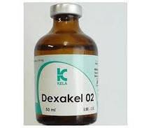 Декса-кел 02 (Dexakel 02) 50 мл, противоаллергический, антистрессовый препарат (Kela, Бельгия)