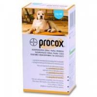 Прококс (Procox) - Антигельментик для собак и щенков суспензия оральная 7,5 мл, (Bayer, Германия)