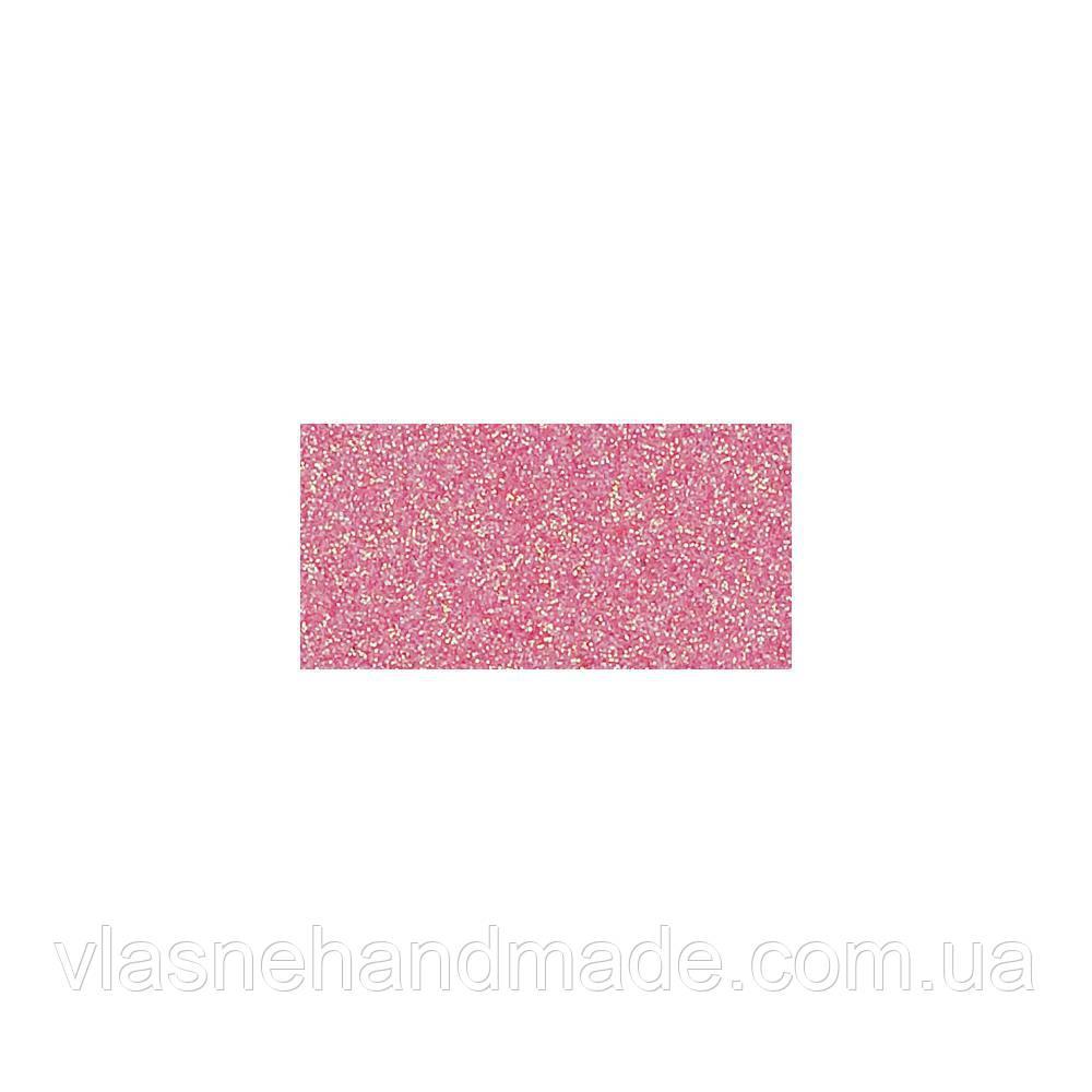 Кардсток - Glitter - American Crafts - Blush (світліший ніж на фото)