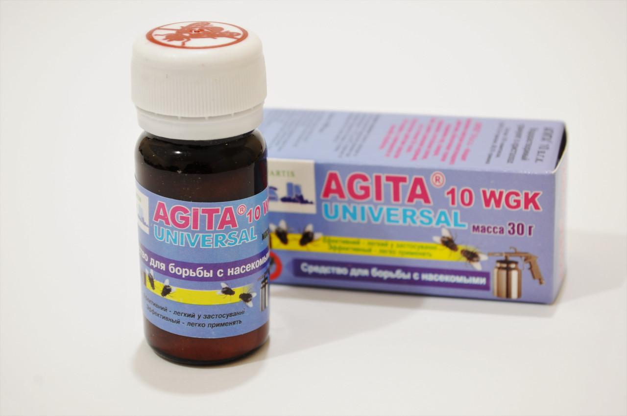 Агита (Agita) 25 г - Инсектицид для гибели насекомых