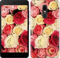 """Чехол на Xiaomi Redmi Note 4X Розы 7 """"2899c-951-5948"""""""