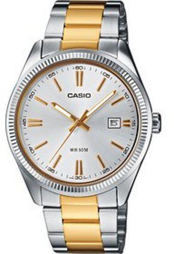 Наручные мужские часы Casio MTP-1302PSG-7AVEF оригинал