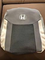 Авточехлы Honda Civic Sedan c 2011 автомобильные модельные чехлы на для сиденья сидений салона HONDA Хонда Civic