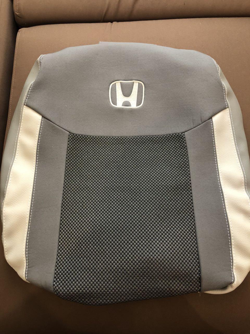 Авточехлы Honda Civic Sedan c 2011 чехлы на для сиденья сидений салона