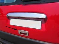 Хром накладка на ручку багажника Citroen Berlingo I (Ситроен Берлинго 1)