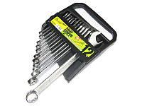 Набор ключей рожково-накидных 12 шт Alloid НК-1061-12