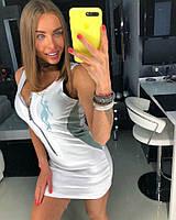 """Стильное платье мини """" Glam """" Dress Code , фото 1"""