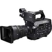 Профессиональная камера Sony 4K XDCAM Super35 with 28 to 135 mm (PXW-FS7K)