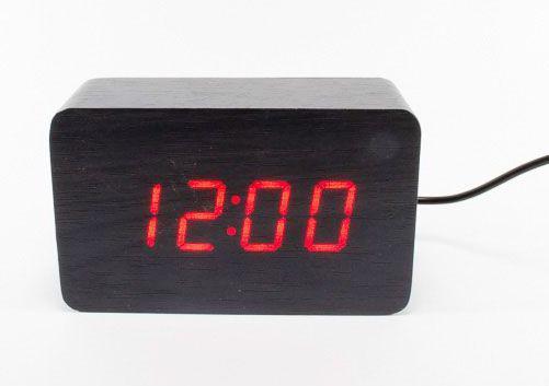 Электронные настольные часы VST-863 ( код: IBW154 )