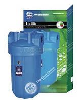 10'' FH10B64 Голубой натрубный корпус фильтра типа Big Blue 1 1/2'' магистральный фильтр Aquafilter