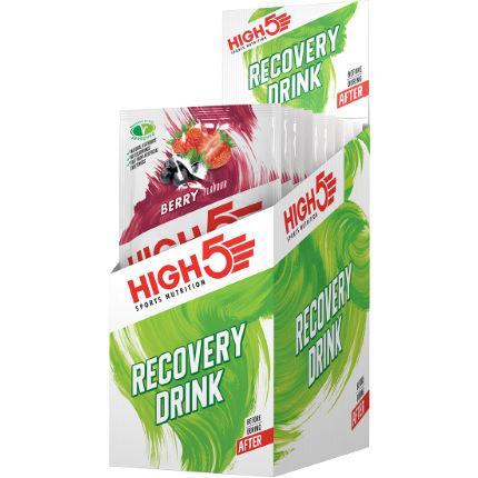 Протеиновый напиток для восстановления High5 Recovery Drink, 60г